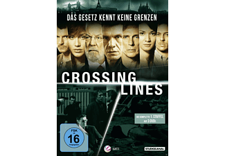 Crossing Lines - Staffel 1 - (DVD)