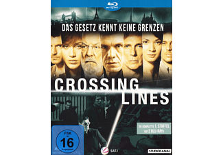 Crossing Lines - Staffel 1 - (Blu-ray)