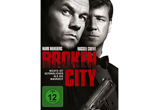 Broken City Krimi DVD