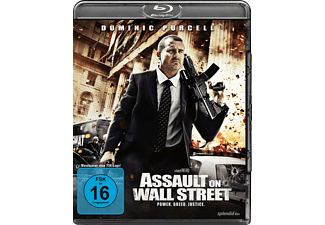 Assault On Wall Street - (Blu-ray)