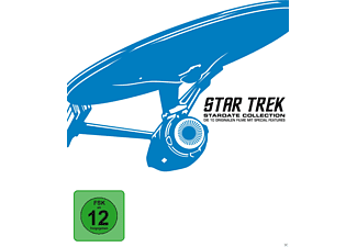 Star Trek 1 - 10 Remastered (I–X Box) Science Fiction Blu-ray