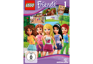 LEGO Friends 1 Animation/Zeichentrick DVD