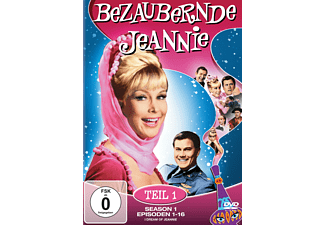Bezaubernde Jeannie - Season 1, Volume 1 (Episoden 1-16) - (DVD)