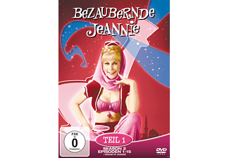 Bezaubernde Jeannie - Season 2, Volume 1 (Episoden 1-15) - (DVD)