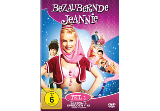 Bezaubernde Jeannie - Season 3, Volume 1 (Episoden 1-13) - (DVD)