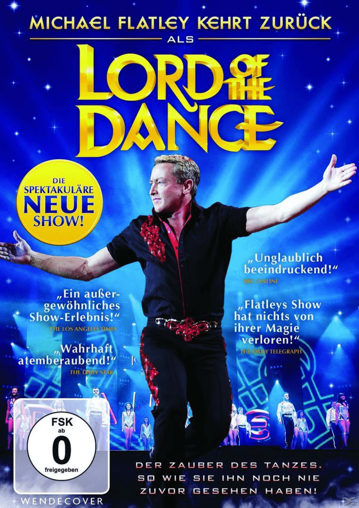 Lord of the Dance auf DVD