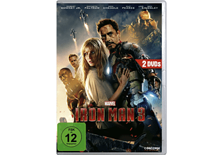 Iron Man 3 (Special Edition) - (DVD)