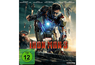 Iron Man 3 Action Blu-ray