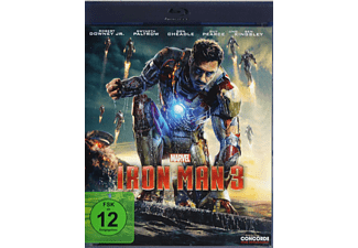 Iron Man 3 - (Blu-ray)