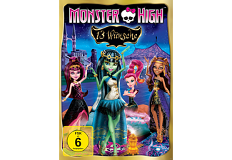 Monster High™ - 13 Wünsche - (DVD)