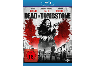 Dead In Tombstone Blu Ray