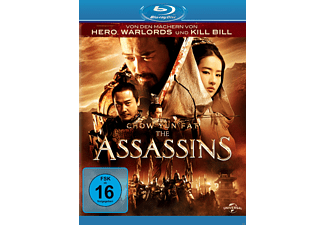 The Assassins Drama Blu-ray