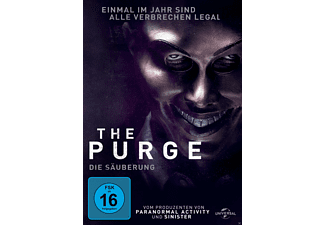The Purge - Die Säuberung - (DVD)