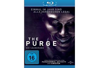 The Purge - Die Säuberung Thriller Blu-ray