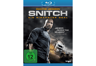Snitch - Ein riskanter Deal Drama Blu-ray