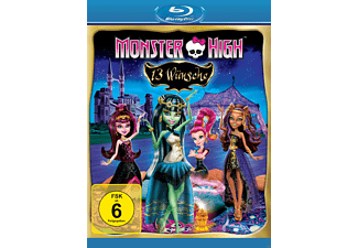 Monster High - 13 Wünsche Animation/Zeichentrick Blu-ray