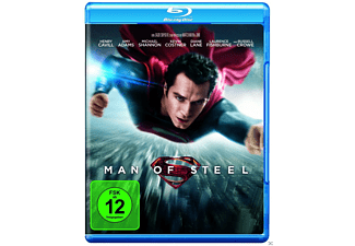 Man of Steel Action Blu-ray