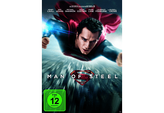 Man of Steel Action DVD