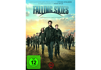 Falling Skies - Staffel 2 Science Fiction DVD