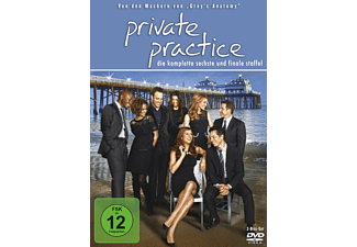 Private Practice - Staffel 6 - (DVD)