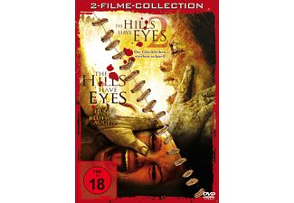 The Hills Have Eyes 1 + 2 Horror DVD