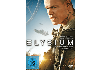 Elysium Science Fiction DVD