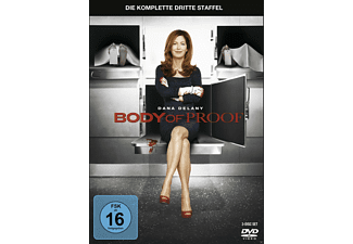 Body of Proof - Staffel 3 - (DVD)