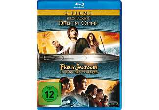 Percy Jackson 1+2 Action Blu-ray