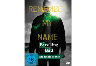 Breaking Bad - Die finale Staffel - (DVD)