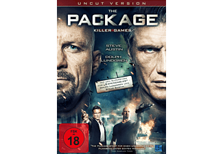 The Package - Killer Games - (DVD)