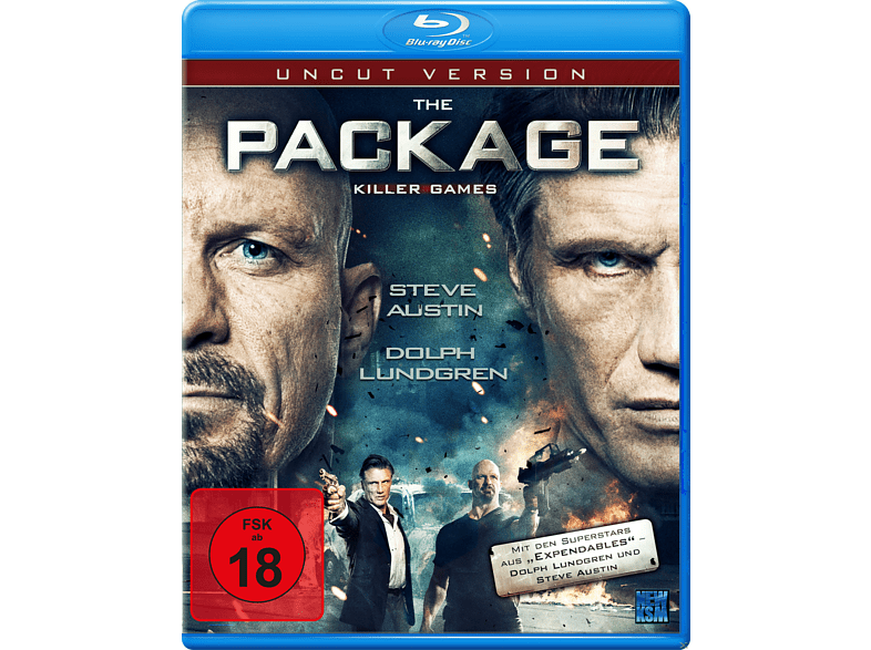 The Package - Killer Games [Blu-ray]