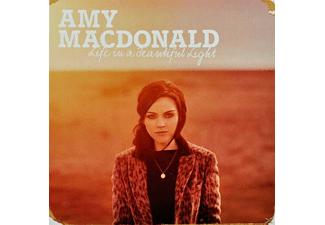 Amy MacDonald - LIFE IN A BEAUTIFUL LIGHT - (CD)
