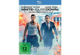 White House Down Action Blu-ray