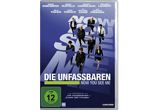 Die Unfassbaren - Now You See Me Krimi DVD
