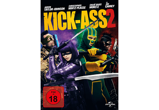 Kick-Ass 2 - (DVD)