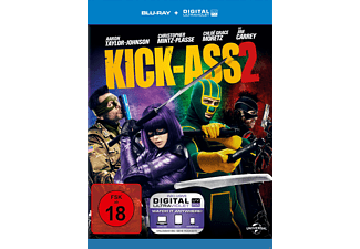Kick-Ass 2 Action Blu-ray