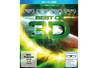 Best of 3D – Vol. 7-9 - (3D Blu-ray)