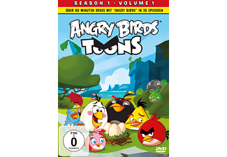 Angry Birds Toons - Season 1-Volume 1 - (DVD)