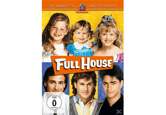 Full House - Staffel 2 - (DVD)