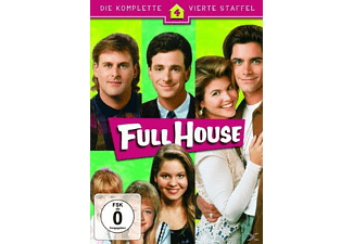 Full House - Staffel 4 - (DVD)