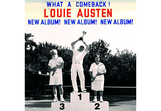 Louie Austen - What A Comeback! [CD]