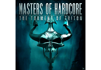 VARIOUS - Masters Of Hardcore - Torment Of Triton - (CD)