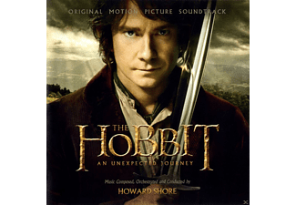 Howard Shore - THE HOBBIT - AN UNEXPECTED JOURNEY - (CD)