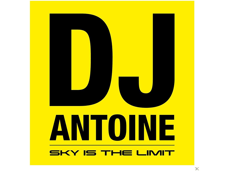 DJ Antoine - SKY IS THE LIMIT (3CD LIMITED EDITION) [CD]