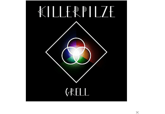Killerpilze - Grell - (CD)