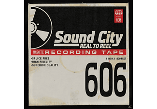 VARIOUS - Sound City - Real To Reel - (CD)