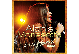 Alanis Morissette - Live At Montreux 2012 [CD]