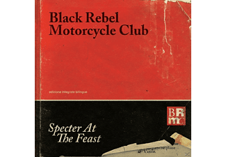 Black Rebel Motorcycle Club - SPECTER AT THE FEAST - (CD)