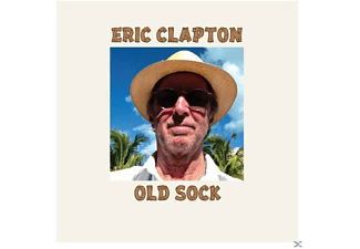 Eric Clapton - OLD SOCK - (CD)