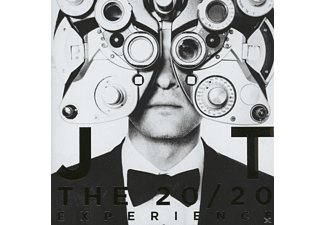 Justin Timberlake - The 20/20 Experience - (CD)
